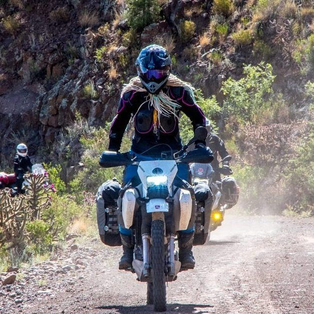 Anyone wanting to get started in Adventure Riding but don't have mentors? This article is for you!  http://ift.tt/2s01k7U  Photo @rtwpaul  #womenadvriders #daretoexplore