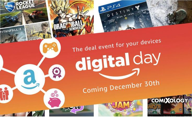 The sale on Friday offers discounts on TV shows, music, games, apps and eBooks.