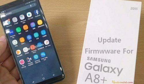 Samsung Galaxy A8+ (SM-A730F) Firmware Rom | Smartphone Firmware