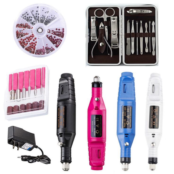awesome PROFESSIONAL ELECTRIC NAIL FILE DRILL Manicure Tool Pedicure Machine Set kit USA   Check more at http://harmonisproduction.com/professional-electric-nail-file-drill-manicure-tool-pedicure-machine-set-kit-usa/