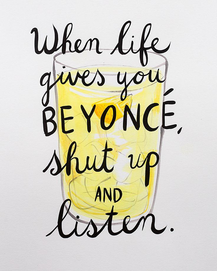 Best 25+ Lemonade By Beyonce Ideas On Pinterest
