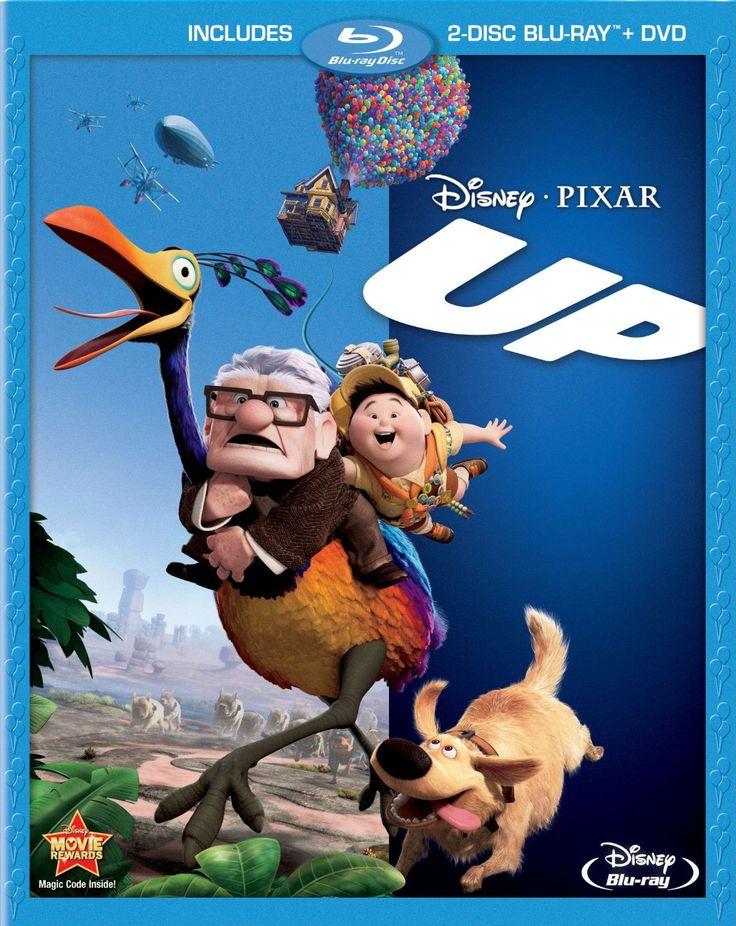 Amazon.com: Up (Three-disc Blu-ray / DVD Combo): Ed Asner, Christopher Plummer, Jordan Nagai, Bob Peterson, Delroy Lindo, Jerome Ranft, John...