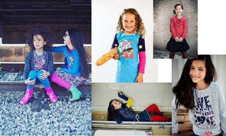 Hippe, stoere meidenkleding bij Coole Kinderkleertjes! Meisjeskleding, hippe kinderkleding