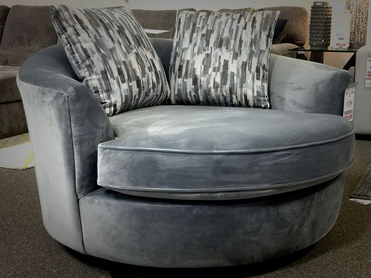 This new fabric on our Moon chair is so ridiculously soft... it just lures you in to snuggle up!  www.sofaland.ca/Moon