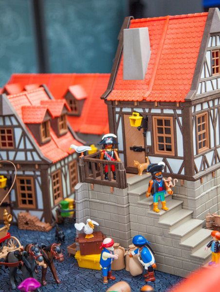 2014 PLAYMOBIL FunPark Exhibition | Pirate Diorama