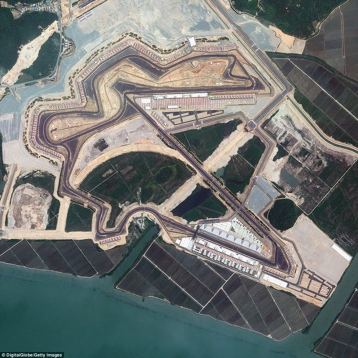 Formula One arrived in South Korea as the fifth Far East venue on the calendar following established grands prix in Malaysia, China, Singapore and Japan. The circuit was designed by Herman Tilke but was plagued by problems from the very start