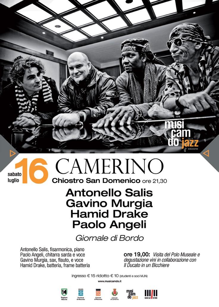 GIORNALE DI BORDO - CAMERINO(MC) 2011