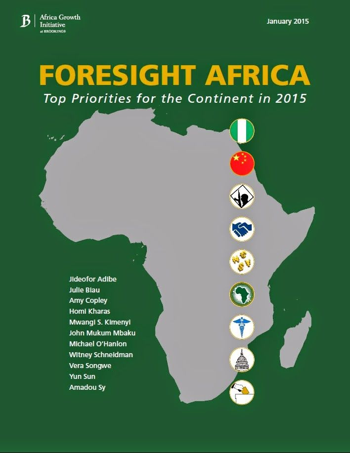 IISCA-Blog: Foresight by Brookings institute on African trends...
