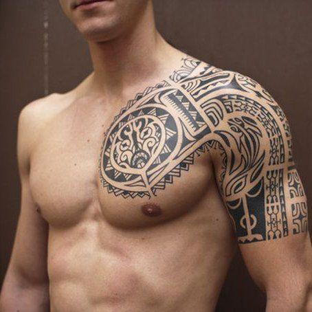 les 20 meilleures id es de la cat gorie tatouage tribal. Black Bedroom Furniture Sets. Home Design Ideas