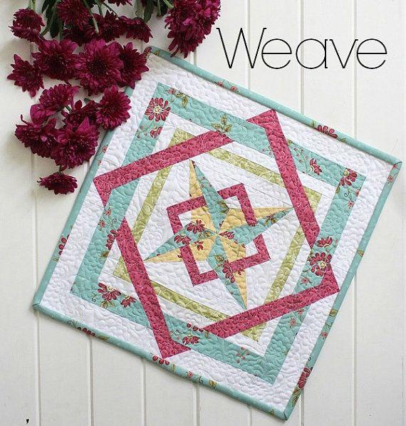 Weave- PDF Pattern