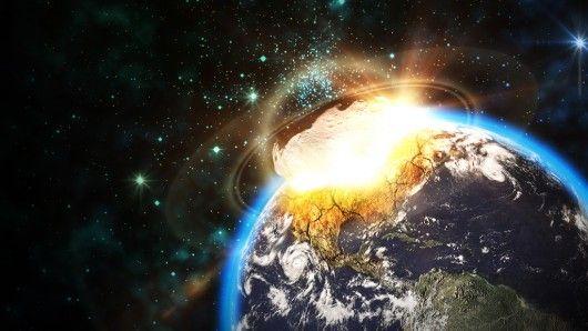 Enjambres de satélites con láseres capaces de desviar asteroides