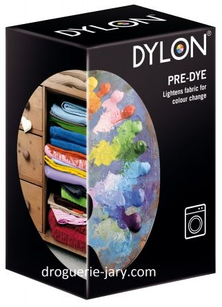 Pré-Teinture Dylon décolorant pour machine 600g