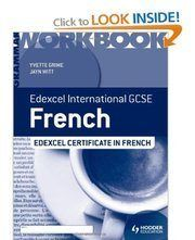 IGCSE/GCSE French books - E-French Tuition Online