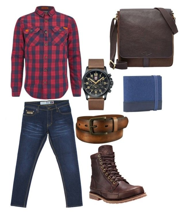 """""""What to do with your Turquoise Denim S Series"""" by turquoisedenim on Polyvore featuring Superdry, Uniqlo, Luminox, MANGO MAN, FOSSIL, mens, men, men's wear, mens wear and male"""