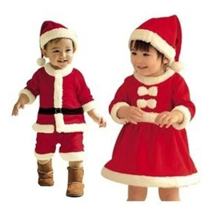$12.99 (Buy here: https://alitems.com/g/1e8d114494ebda23ff8b16525dc3e8/?i=5&ulp=https%3A%2F%2Fwww.aliexpress.com%2Fitem%2FChild-Winter-Thick-Warm-Christmas-Clothing-Set-Boy-Girl-Cute-Performance-Clothing-Kids-Clothes-Hat-High%2F32740510000.html ) Child Winter Thick Warm Christmas Clothing Set Boy Girl Cute Performance Clothing Kids Clothes+Hat High Quality Children's Set for just $12.99