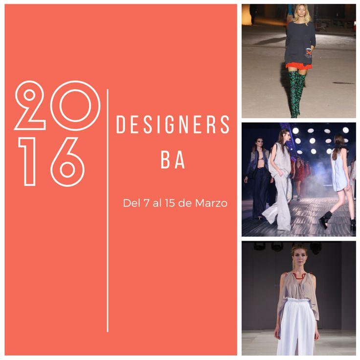 Del 7 al 15  evento de moda que presenta la colección otoño -invierno:  ► Designers BA semana de moda de diseño de autor. En su octava edición, el ciclo regresa al Tattersall de Palermo  Presentación: https://youtu.be/whcYCauMD8Y