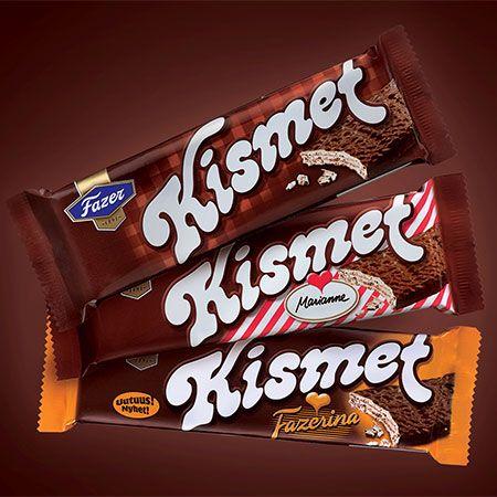 Kismet - Fazer (kaikki kolme makua)