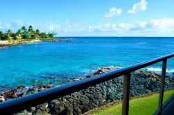 Kuhio Shores 208 Kauai Oceanfront Condos 2 bedroom / 2 bathroom Poipu Kauai Kauai Condo Rentals | Kauai Vacation Homes | Kauai Real Estate
