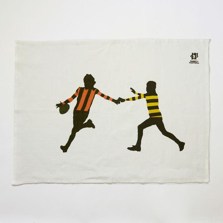 Fabric of Football Big Kick Tea Towel.jpg