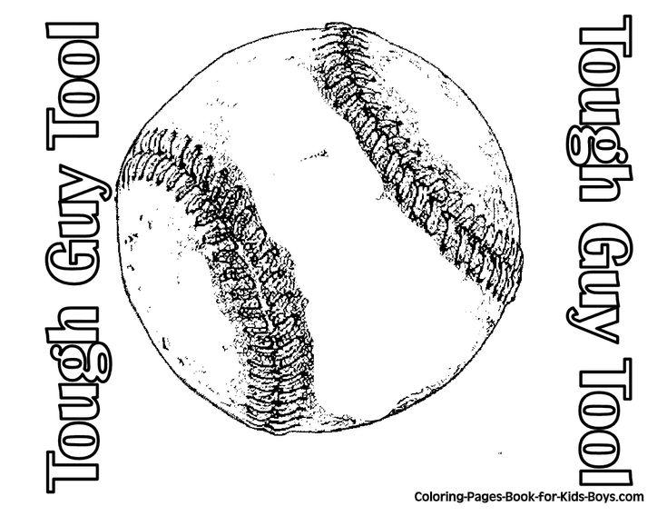 Kansas City Royals Baseball Coloring Pages