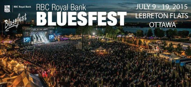 RBC Bluesfest 2015
