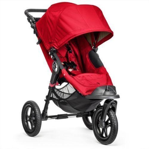 Baby Jogger City Elite Stroller City Single Buggy Pushchairs Jogging Buggy  #BabyJoggerCityElite