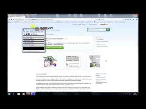 Sťahovanie videí / MP3 cez Mozillu Firefox - VIDEO Ako sa to robí.sk