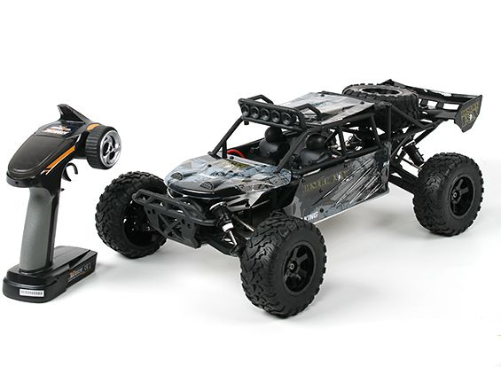 New HobbyKing Desert Fox 1/10 4WD Desert Racer Provides Budget-Friendly Roosts