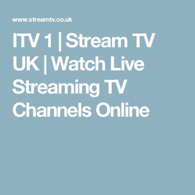ITV 1 | Stream TV UK | Watch Live Streaming TV Channels Online