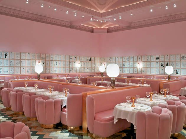 Expensive Restaurant Interior : Best a typo bars restaurants images on pinterest