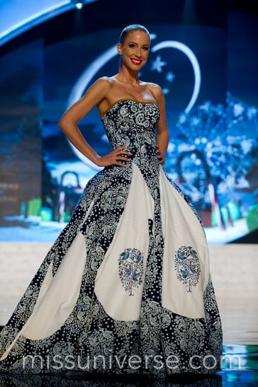 Miss Universe 2012 National Costumes - Oh No They Didn't!