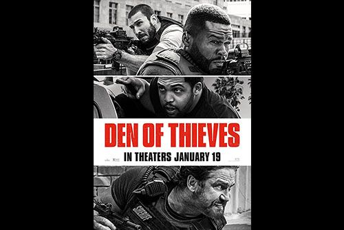 Find out: Movie – Director – Stars Movie: Den of Thieves