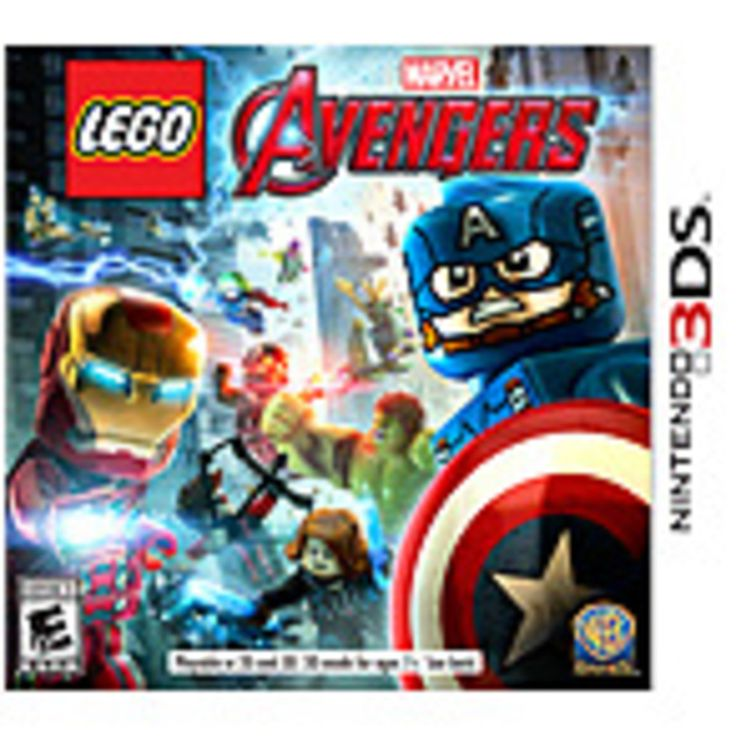 Warner Brothers 883929474189 LEGO Marvels Avengers - Action/Adventure Game - Nintendo 3DS