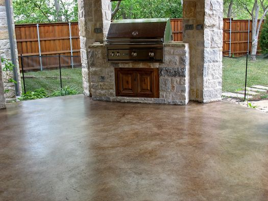 Take a look at this patio concrete stain for Remove stain from concrete patio
