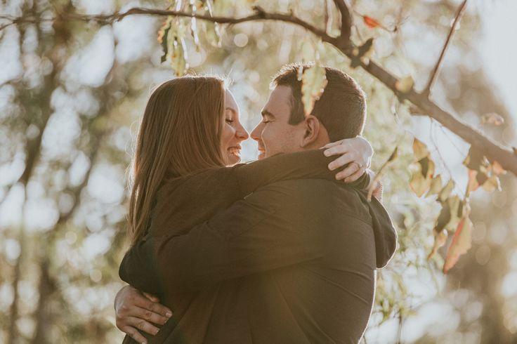 Hayley and Alex's Toowoomba Engagement Shoot || Cloud Catcher Studio