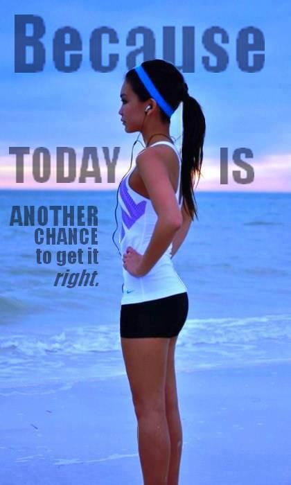 Fitness quotes to keep you motivated - Caroline Bakker
