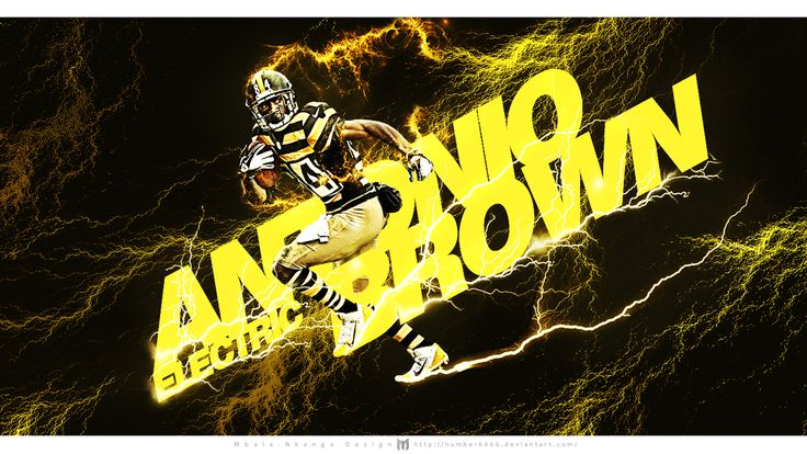 Antonio Brown Wallpapers - WallpaperSafari