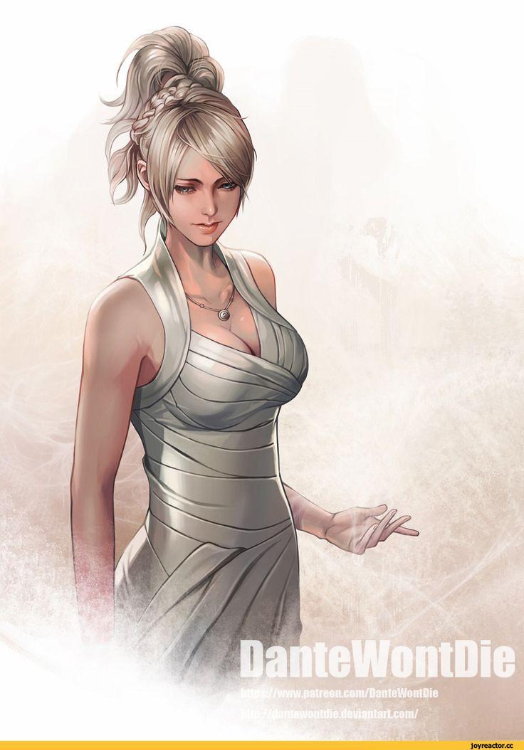 Dantewontdie,artist,Final Fantasy,Игры,Lunafreya Nox Fleuret,Final Fantasy XV