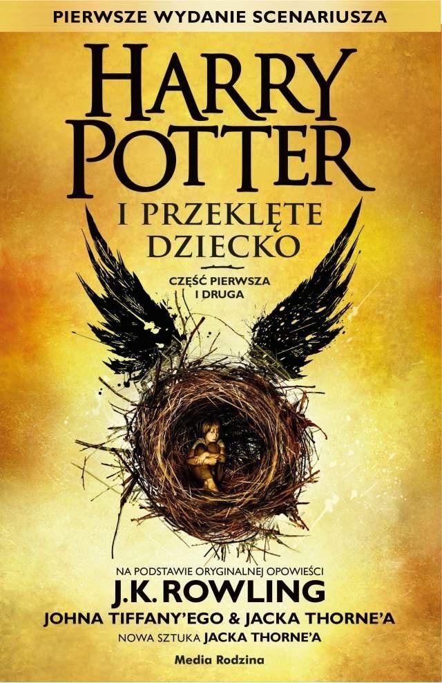 Harry Potter. Tom 8. Harry Potter i Przeklęte Dziecko. Część 1-2 - Rowling J.K. za 33,15 zł   Książki empik.com