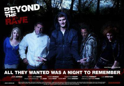 Jamie Dornan in Beyond the Rave Movie 2008