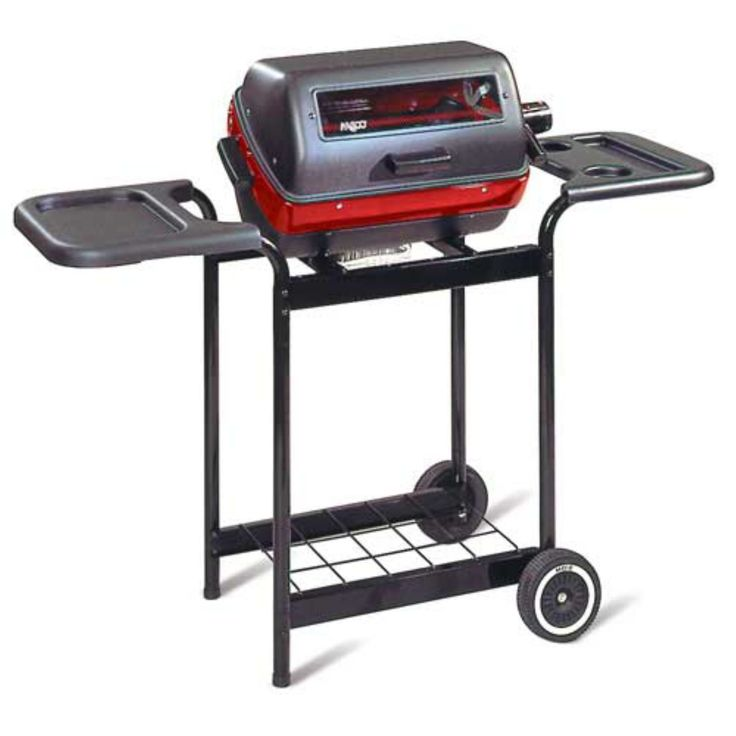 Meco Elite Electric Cart Grill - 9350W
