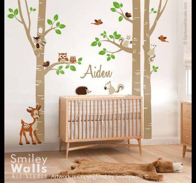 Wandsticker-babyzimmer-nice-ideas-95 230 best kinderzimmer images - wandsticker babyzimmer nice ideas