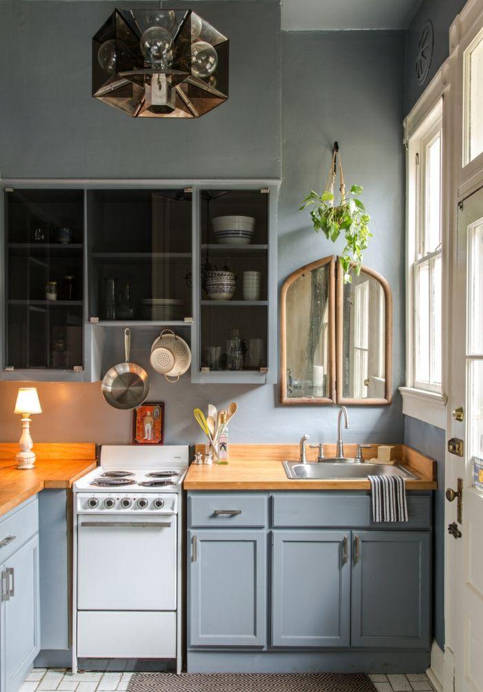 1001 Idées Pour L Aménagement De La Cuisine Petit Espace