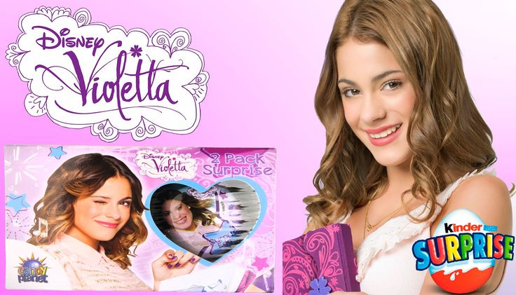 jajko niespodzianka Violetta kolekcja 2015 roku