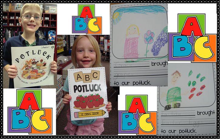 Yummy alphabet: Student, Abc Ideas, Cute Ideas, Class Book, Alphabet Ideas