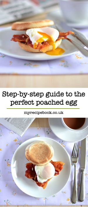 Get perfect poached eggs every time with my step-by-step guide.