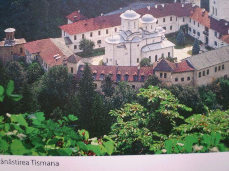 Manastirea Tismana3.