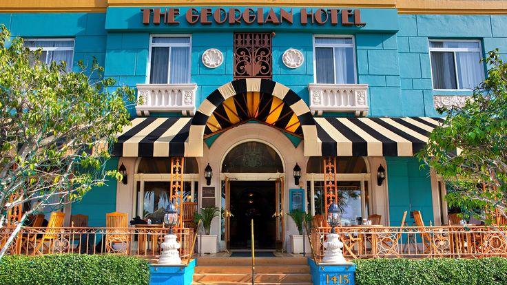 Santa Monica Hotels | The Georgian Hotel | Hotels in Santa Monica