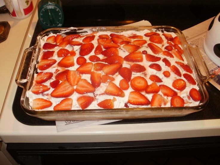 Tres Leche Cake Using Box Mix