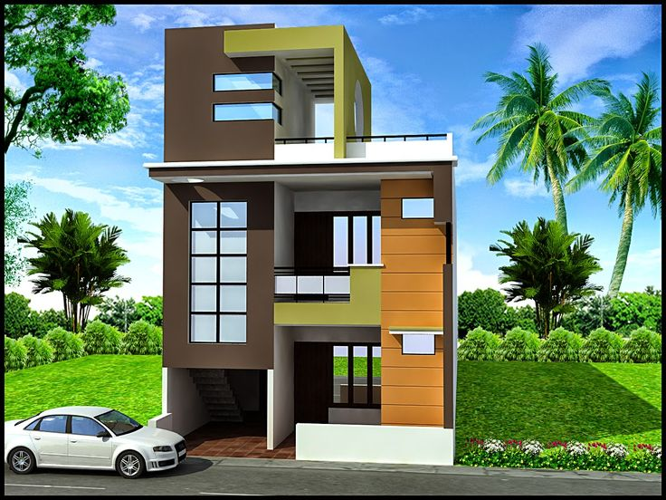 76 best residence elevations images on pinterest home for Copying house plans